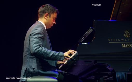 Yuri Honing tijdens Gent Jazz 2015