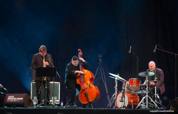 Romano, Sclavis en Texier live at Jazz Middelheim 2015