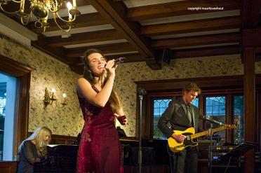 Laren Jazz 2015. Myriam Gaasbeek (m)