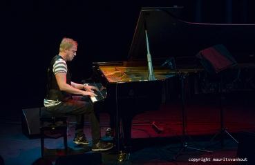 Rotterdam, 11 september 2015. Tingvall Trio treedt op in Lantaren Venster Rotterdam. foto:Martin Tingvall
