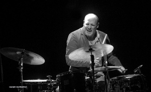 Enrico Pieranunzi trio live in Lantaren Venster Rotterdam. foto: Pieter Bast