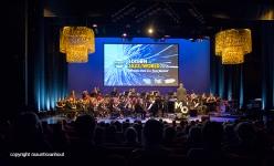 Rotterdam, 24 juni 2016 Uitreiking Edison Awards in Nieuwe Luxor Theater. Foto: muzikale begeleiding gebeurde door het Metropole Orkest dat zelf een oeuvreprijs kreeg.