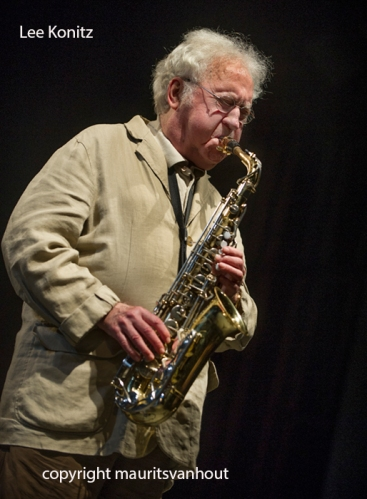 lee Konitz & Dan Tepfer live at Jazz belgrade