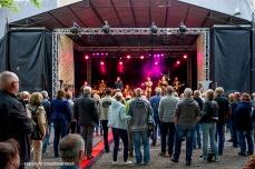 New Cool Collective tijdens Zeeland Jazz in Middelburg, 18 juni 2016