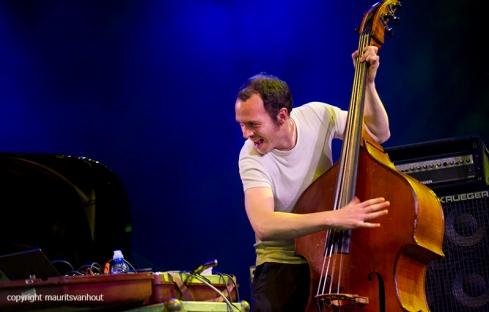 de beren gieren op Gent Jazz 2016
