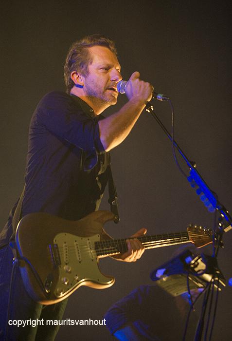 Deus live at Gent Jazz 2016