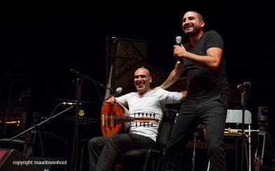 Ibrahim Maalouf live op Gent Jazz 2016