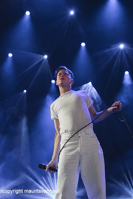 Perfume Genius live at Gent Jazz 2016