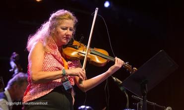 Antwerpen, 13 augustus 2016. ICP Orchestra tijdens Jazz Middelheim 2016. foto: Mary Oliver