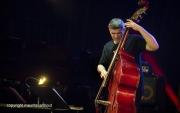 Antwerpen, 12 augustus 2016. Marcin Wasilewski speelt met zijn trio tijdens Jazz Middelheim 2016. foto: Slawomir Kurkiewicz
