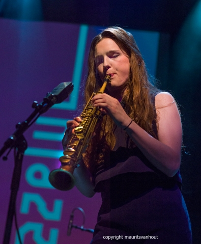 Rotterdam, 23 juni 2017, Tijdens het jaarlijkse Injazz zijn er ook altijd showcases. foto: Kika Sprangers