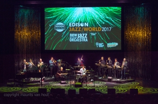 New Rotterdam Jazz orchestra
