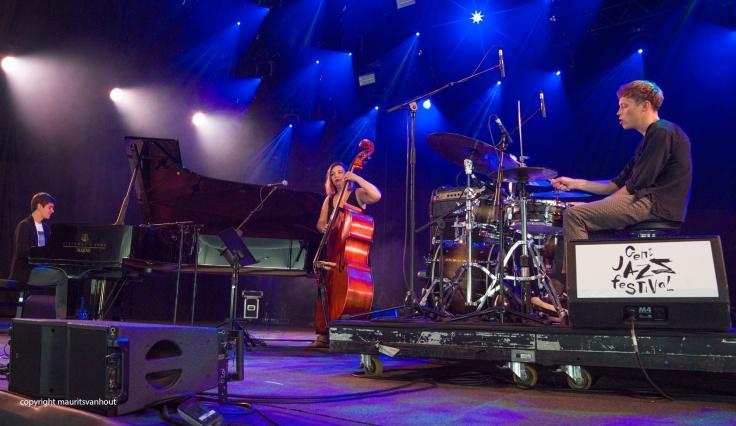 Labtrio live op Gent Jazz 2017
