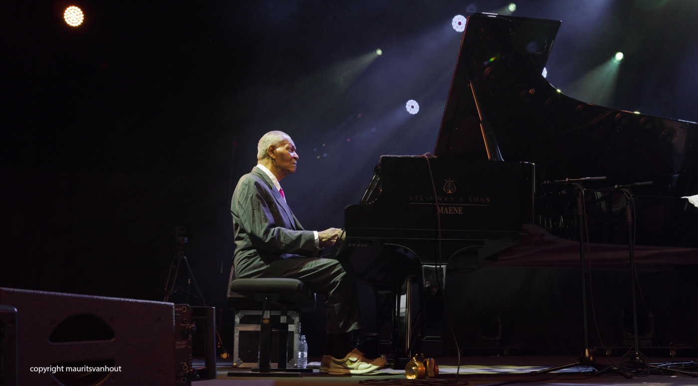 McCoy Tyner live at Gent Jazz 2017