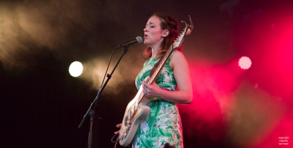 Becca Stevens at Jazz Middelheim
