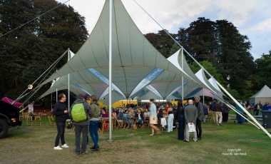 August 5 2017 Antwerp, atmosphere Jazz Middelheim