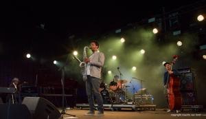 Tony Allen live at Jazz Middelheim
