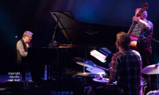 Bobo Stenson Trio tijdens jazz international rotterdam 2017
