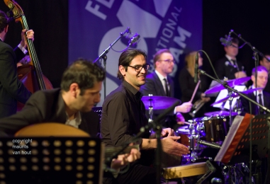 Jazzart orchestra tijdens jazz international rotterdam 2017