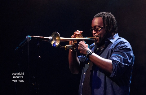 marquis Hill Blacktet live at Festival Jazz International Rotterdam