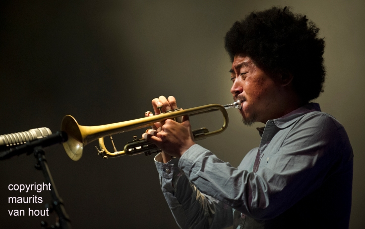 Takuya Kuroda by photographer Maurits van Hout