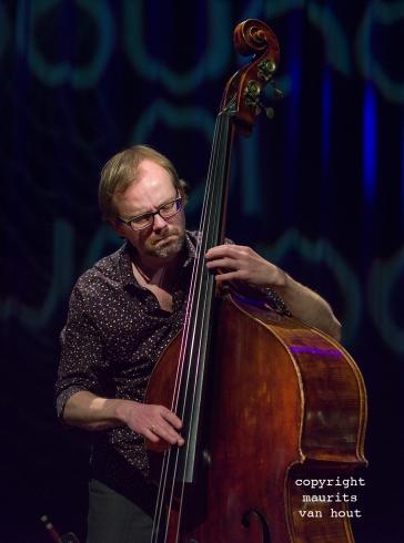 Wolfert Brederode Trio tijdens Sound of Europe festival in Breda. foto:Gulli Gudmundsson
