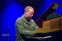 Den Haag, 10 mei 2018. Craig Taborn Quartet treedt op in het Koorenhuis in Den Haag.