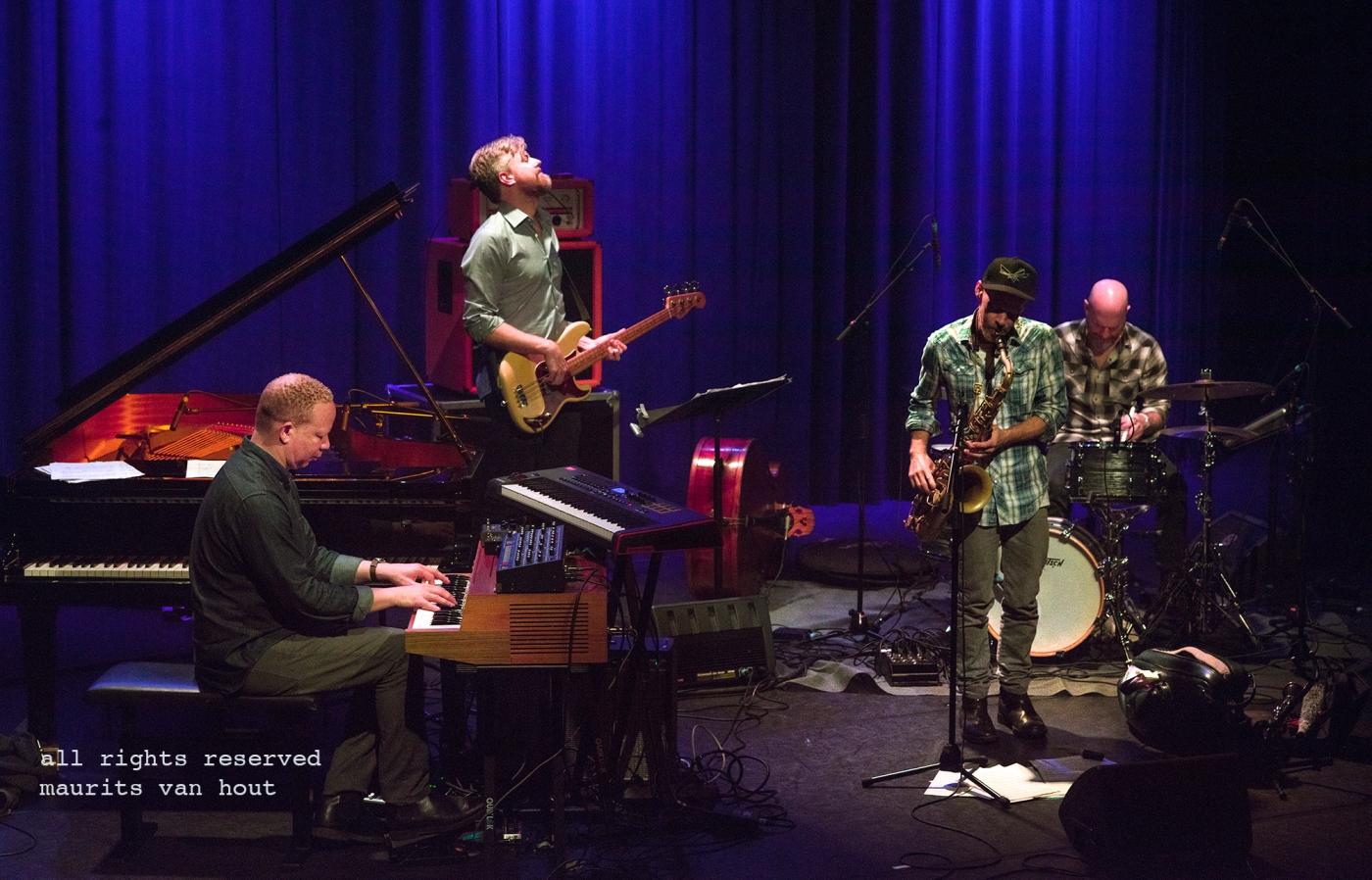 Chris Taborn Quartet The Hague