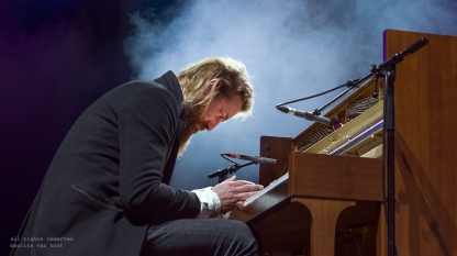 Joep Beving live at Gent Jazz 2018