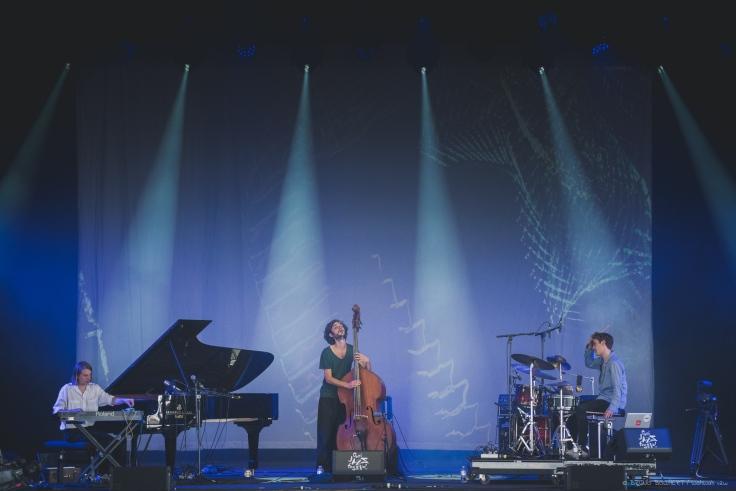 Steiger, Gent Jazz Festival, 01.07.2018