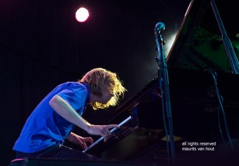De Beren Gieren, door jazzfotograaf maurits van hout