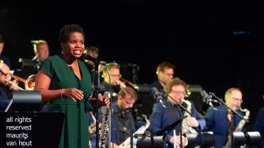 Tutu Puoane & BJO live at Jazz middelheim 2018