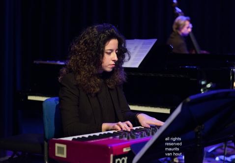 Royal Conservatoire Big Band Den Haag live