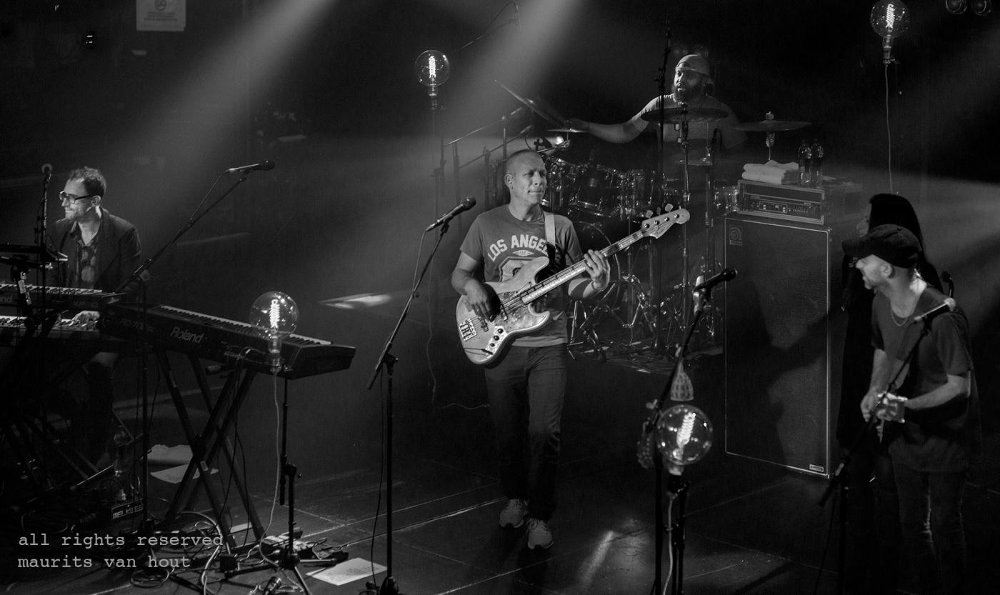 Avishai Cohen live at Melkweg Amsterdam