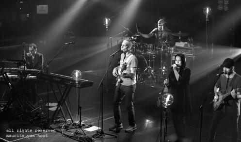 Amsterdam 4 november 2018. Avishai Cohen treedt op in de Melkweg Amsterdam