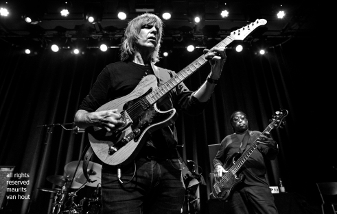 Mike Stern live at Paard van Troje Den Haag