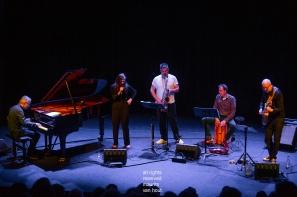 Estafest live in het Koorenhuis den haag met Sanne Rambags