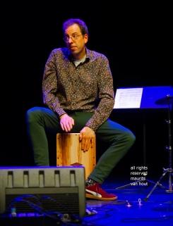 Estafest speelt in het Koorenhuis Den Haag, foto: Oene van Geel