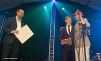 Laren Jazz 2015. Uitreiking award