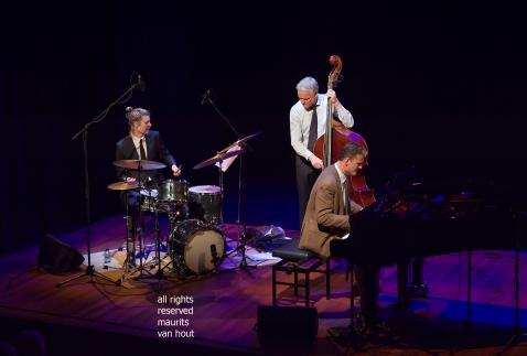 7 april 2019, Den Haag. Het Peter Beets Trio speelt stukken van Gershwin in Theater Dakota.