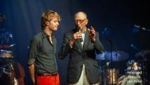 wouter hamel op laren jazz 2011 met Cees Schrama