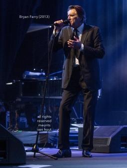 Bryan ferry live op Gent Jazz 2013
