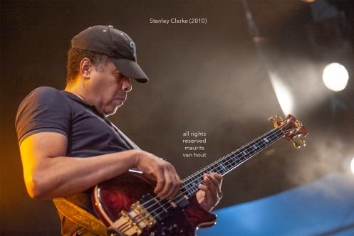 stanley clarke band feat hiromi live op gent jazz 2010