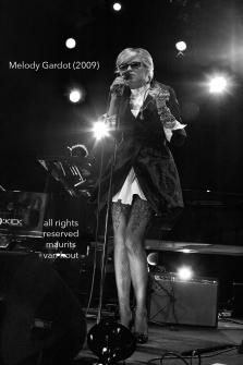 melody gardot tijdens Gent jazz 2009