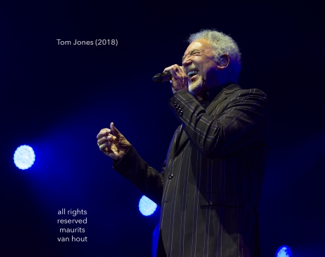 Gent Jazz 2018,tom jones