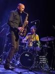 Den Haag, 12 oktober 2019. Miguel Zenón Quartet tijdens Mondriaan Jazz